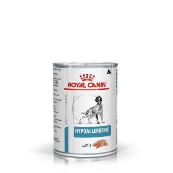 Veterinary Diets Dog Derma Hypoallergenic Loaf 12 x 400 g
