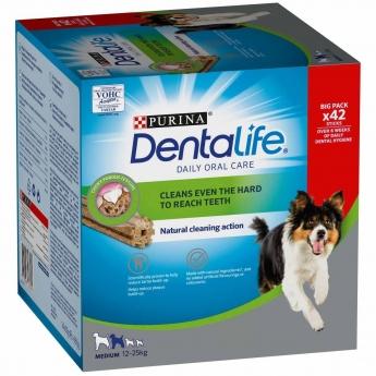 Purina Dentalife Storpack Medium 42-pack