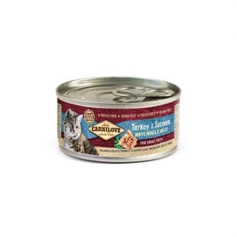 Carnilove Cat Adult Turkey & Salmon 100 g