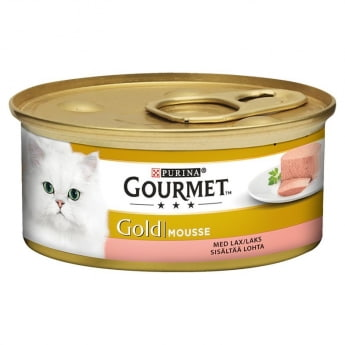 Gourmet Gold Lax Mousse Wet