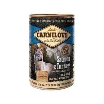 Carnilove Wild Meat Salmon & Turkey