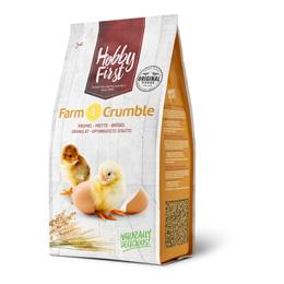 Hobby First Farm 1 Crumble 4 kg