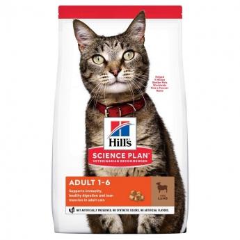 Hill's Science Plan Cat Adult Lamb