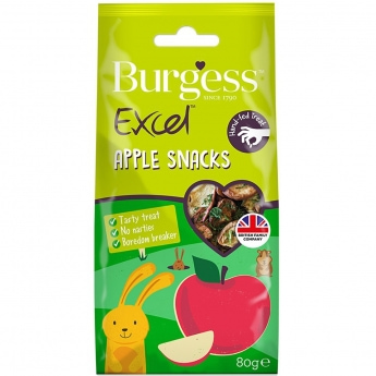 Burgess Excel Apple Snacks