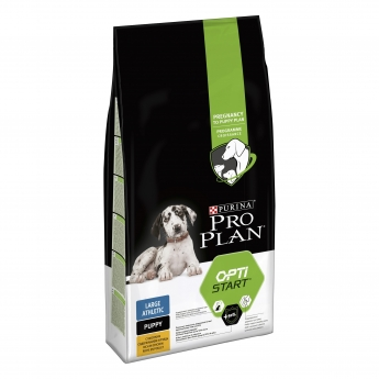 Purina Pro Plan® Dog OptiStart® Puppy Large Athletic Chicken 12 kg