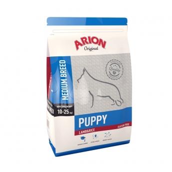 Arion Puppy Medium Breed Lamb & Rice