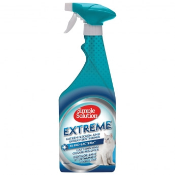 Simple Solution Cat Extreme Stain And Odour Remover