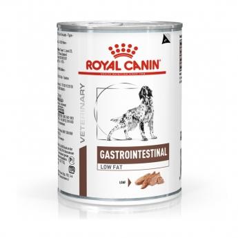 Veterinary Diets Dog Gastro Intestinal Low Fat Wet (12 x 410 g)