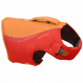 RuffWear Float Coat Hundflytväst Röd