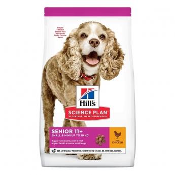 Hill's Science Plan Dog Senior Small & Mini Chicken 1,5 kg
