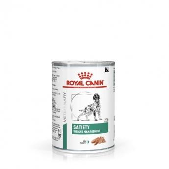 Veterinary Diets Satiety Weight Management Wet Dog