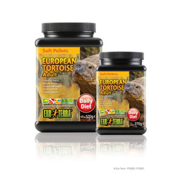 Exo Terra European Tortoise Adult Soft Pellets 570 g