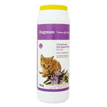 Dogman Cat Sand Fresh Örtdoft 750 g