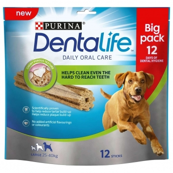 Purina Dentalife Large 12-pack