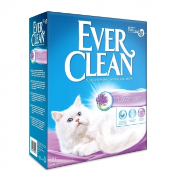 Ever Clean Lavender Kattsand
