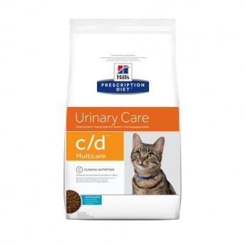 Hill's Prescription Diet Feline c/d Urinary Care Multicare Ocean Fish