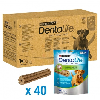 Purina Dentalife Large Storpack 40-pack