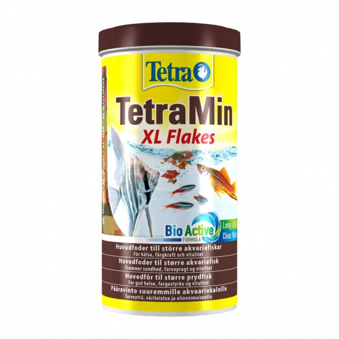 Tetra TetraMin XL Flakes
