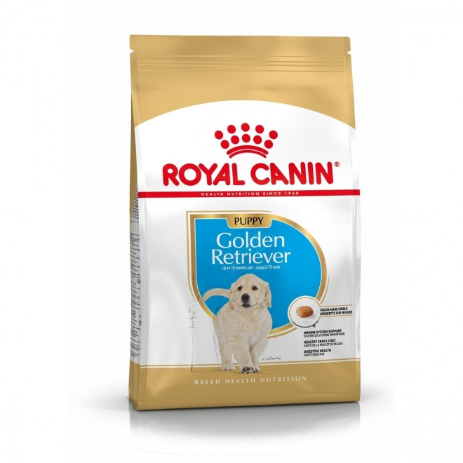 Royal Canin Breed Golden Retriever Junior