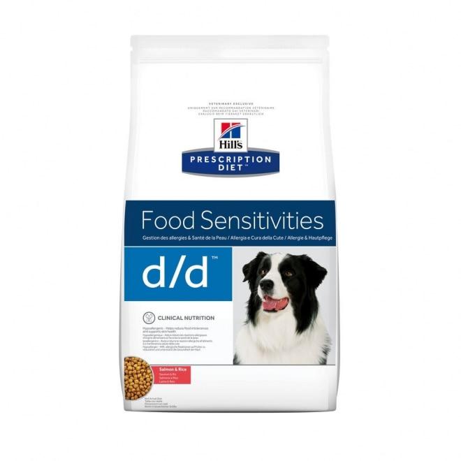 Hill's Prescription Diet Canine d/d Food Sensitivities Salmon & Rice