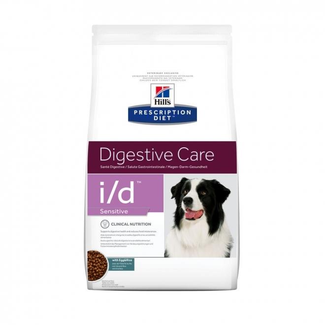 Hill's Prescription Diet Canine i/d Digestive Care Sensitive Egg & Rice