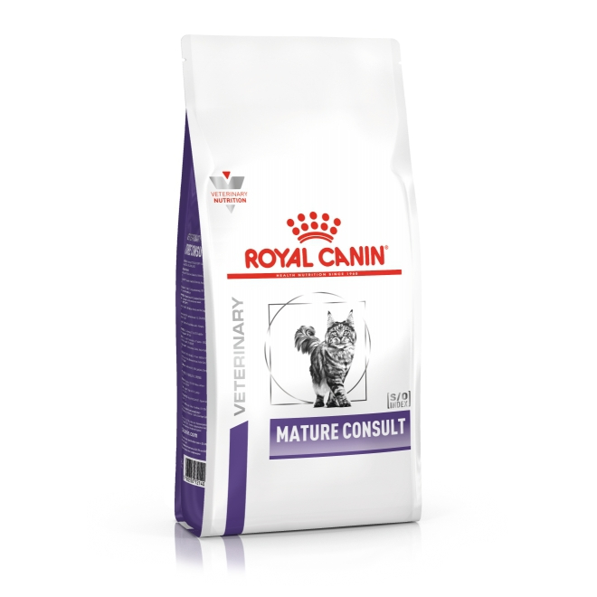 Royal Canin Veterinary Diets Cat Health Mature Consult