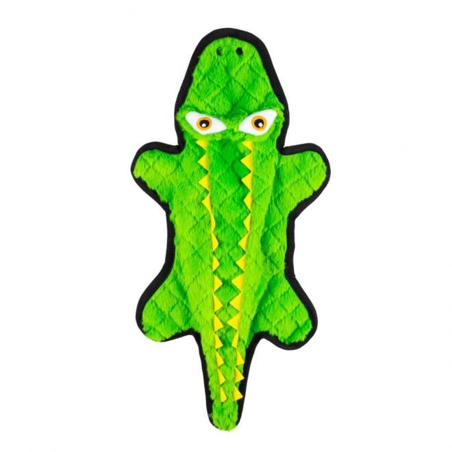 RIP Quilted Flattie Alligator