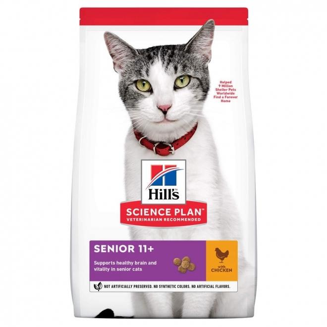 Hill's Science Plan Cat Senior 11+ Chicken