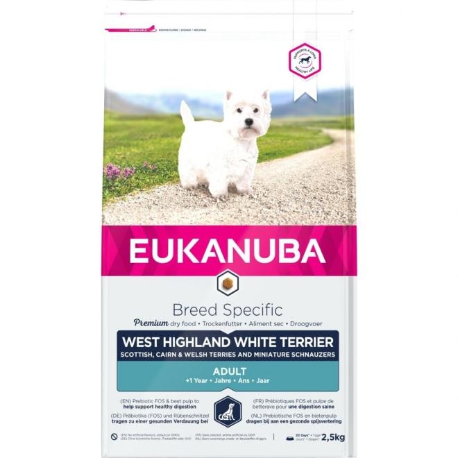 Eukanuba Dog Breed Specific West Highland Terrier