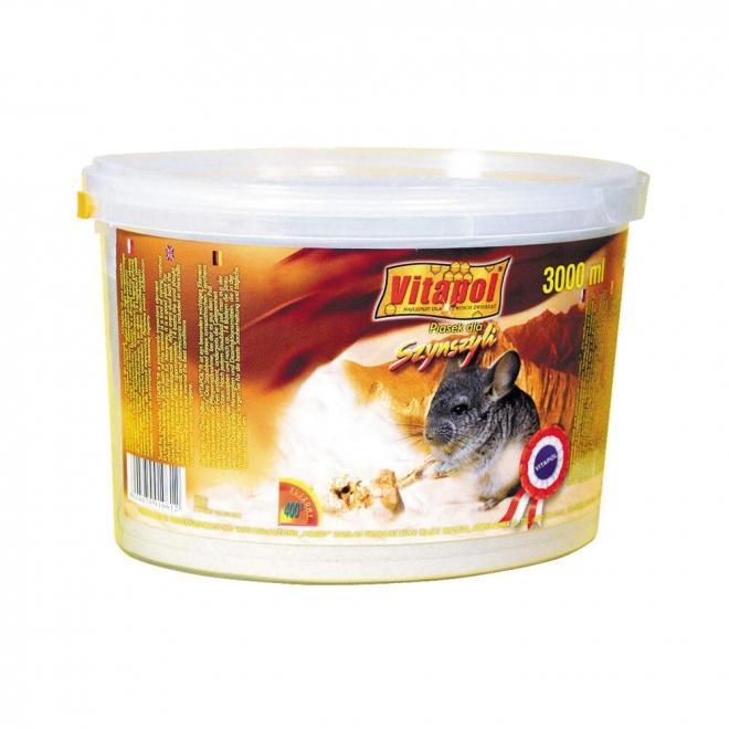 Vitapol Chinchilla Badsand (5,1 kg)