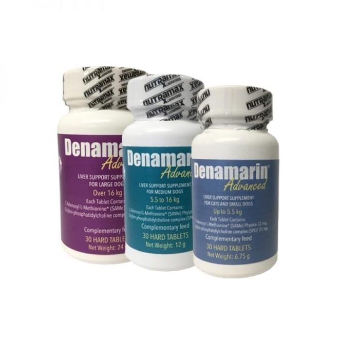 Denamarin Advanced 30 tabletter