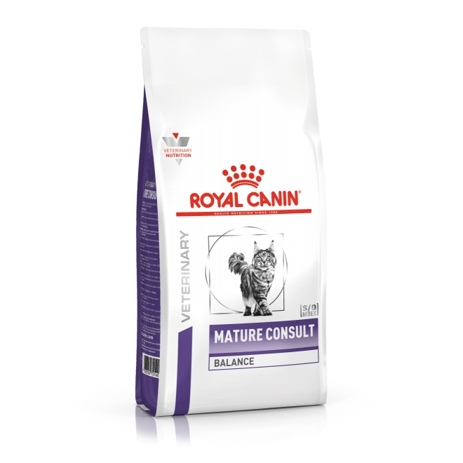 Royal Canin Veterinary Diets Cat Health Mature Consult Balance