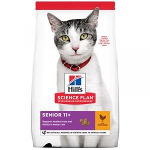Hill's Science Plan Cat Senior 11+ Chicken (1,5 kg)