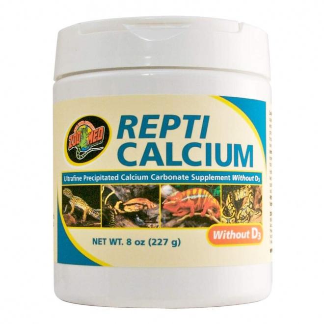 Zoo Med Repti Calcium Utan D3 & Utan Fosfor 227 g