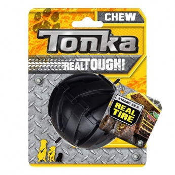 Pallo Tonka Rubber Tire