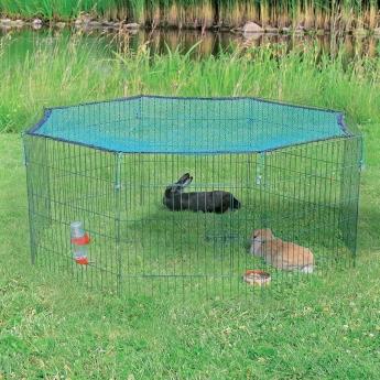 Trixie Ulkoaitaus suojaverkolla 8-kulmainen 60x57cm