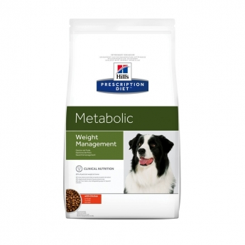 Hills Diet Dog Metabolic 4kg