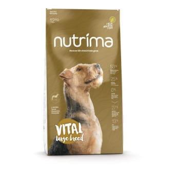 Nutrima Vital Large Breed koiranruoka (12 kg)