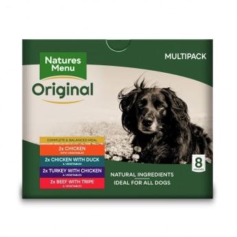 Natures:menu Adult Pouch 8 x 300g