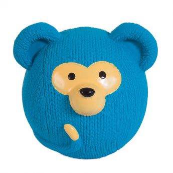 Zoobilee lateksipallo karhu (Vihreä)