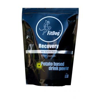 FitDog Recovery palautusjuomajauhe peruna