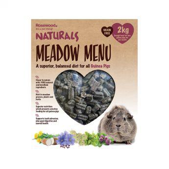 Rosewood Meadow Menu Guinea Pig 2 kg