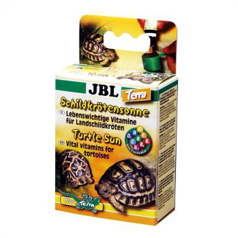JBL Tortoise Sun Terra vitamiini 10 ml