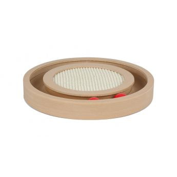 Little&Bigger Roll-a-Ball Circle peli