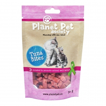 Planet Pet Society Tuna Bites