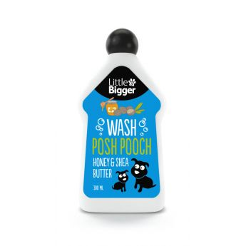 Little&Bigger Wash Posh Pooch shampoo (300 ml)