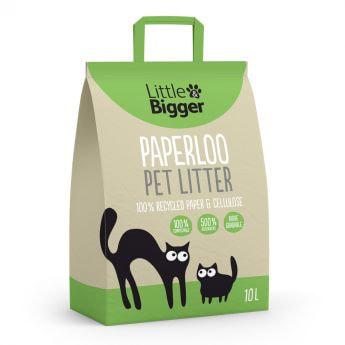 Little&Bigger Paperloo kuivike**