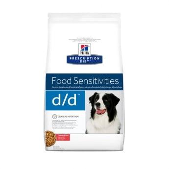 Hills Diet Dog d/d Salmon & Rice