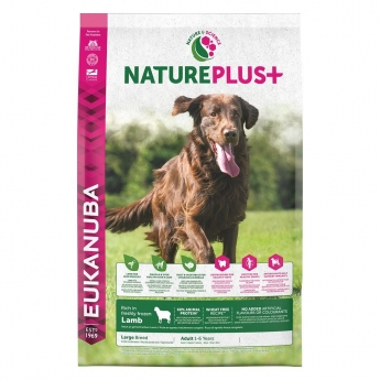 Eukanuba NaturePlus+ Adult Large Lamb