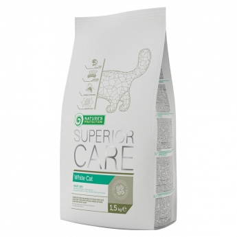 Nature´s Protection Superior Care White Cat 1,5kg